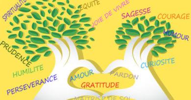 Les six vertus du bonheur