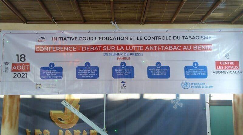 Lutte antitabac au Bénin: La société civile engagée associe les professionnels des médias à la lutte (Reportage)